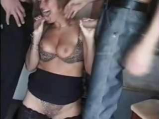 ribald granny loving her holes jammed