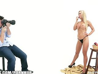 divorced blonde milf comes to a conclusion to try