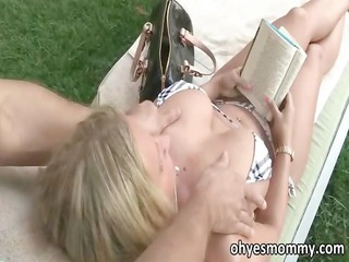 breasty stepmom devon lee has trio