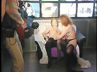 public sex for the camera