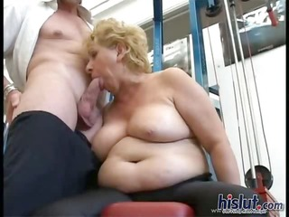 this bbw was hairy