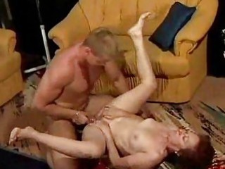 younger stud copulates old granny