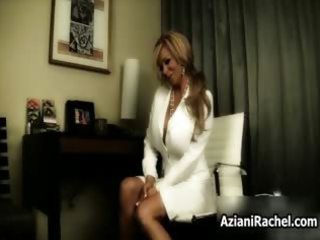 hawt blonde d like to fuck gets lewd showing off