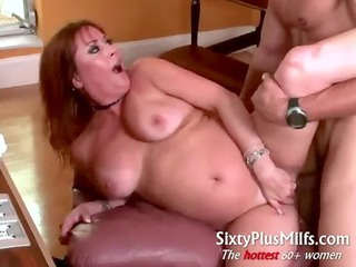 glamorous sexy mother i does muscle chap