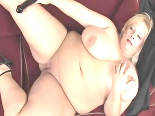 golden-haired big charming woman-mother id like