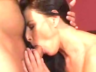 hot older mommy drilled on family bed - rayra