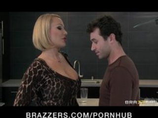 cheating big-tit blond mother i copulates