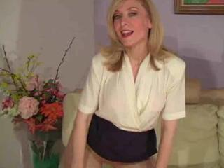 older nina hartley in hose as at no time seen