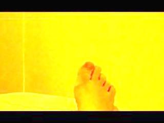 my wifes feet 5