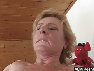 mama catch her daughter hubby fucking rubber doll