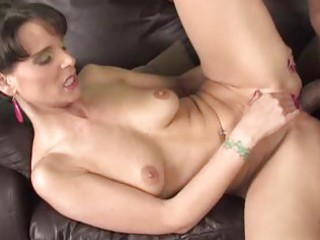 breasty milf riding a dark cock to save her son