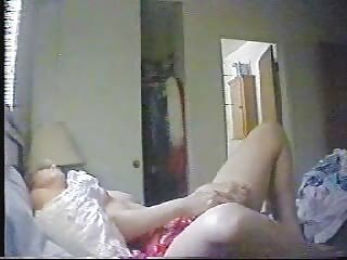 hidden webcam catches mummy masturbating in her