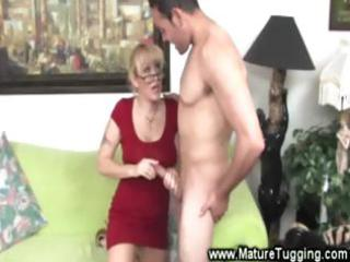 hot spex d like to fuck makes love with her hands