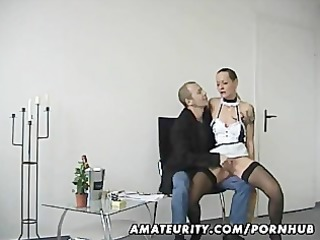 amateur pair fucking with cumshot in face hole