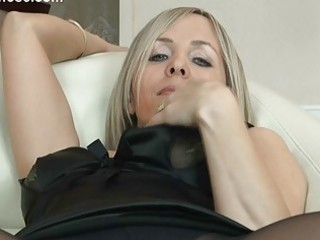 hot golden-haired d like to fuck in hose uncovers