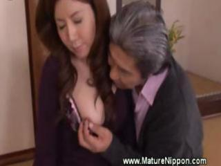 oriental cougar d like to fuck sex time