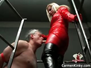 two hot concupiscent hot body latex mother i