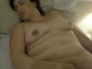 holly wife masturbating to orgasm