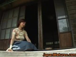 chisato shouda astounding aged japanese