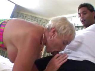 granny can younger dark dong