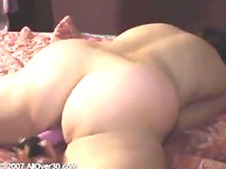aged woman pleasure