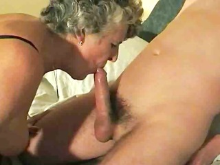 graany woman fucking chap untill receive spunk