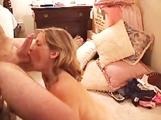 cock-hungry wife engulfing