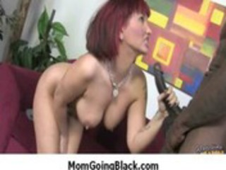 slutty mother i rides darksome dick 9