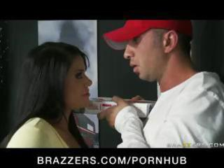 big tit d like to fuck mommy brunette deepthroats