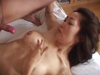 older japanese cougar 0 uncensored