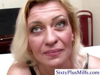 blond hot older engulfing rods