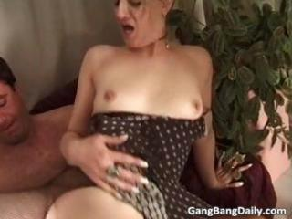 ribald blond d like to fuck caught in hardcore