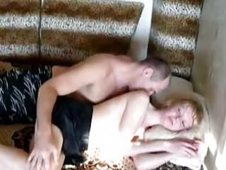 Husband and wife boredom sex