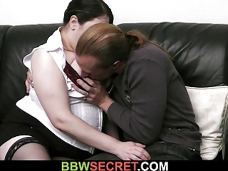 wife finds big beautiful woman with her hubby