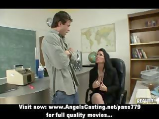 badass mother i does oral-job and titsjob for