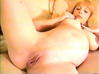pregnant large tit mamma finger cum-hole