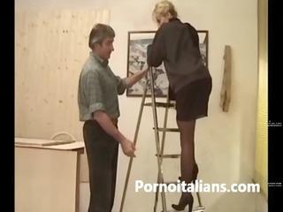 italian housewife longing for jock - casalinga