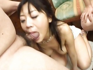 japanese d like to fuck gagged by two corpulent