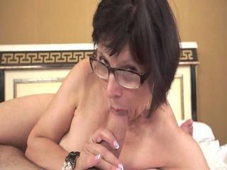 sexy grandma can youthful rods
