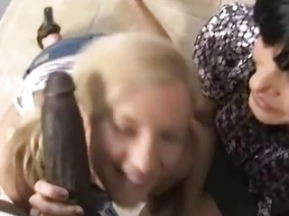 mother and daughter banged by a black lad
