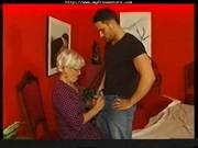 german short hair blond mature older aged porn