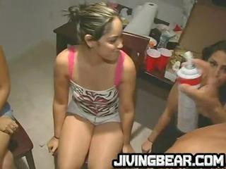 strippers cums in milfs throat