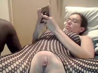 dilettante wife enjoying her black cock