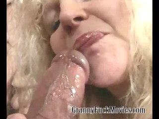 real nasty grannies engulfing and anal drilling