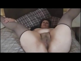 breasty bulky assed unshaved aged bbw widens