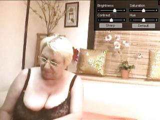 granny loren large tits