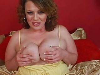 charming huge dark brown momma sticks big didlo