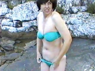 ravishing wife st time on nudist camp