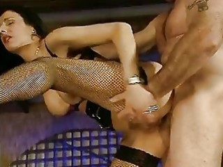Mature german fucked in both holes