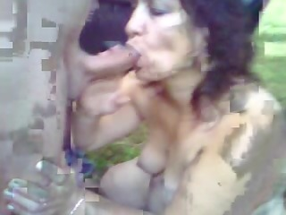 my wife sucking my cock